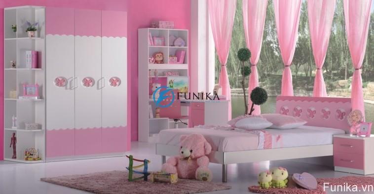 Phòng ngủ trẻ em hoàn mỹ A623