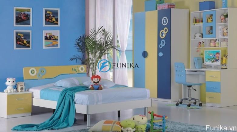 Phòng ngủ trẻ em đẹp A625