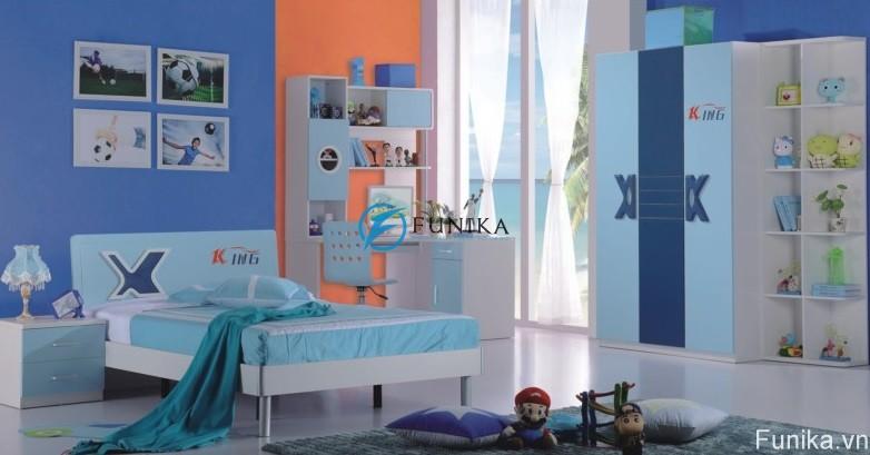 Phòng ngủ trẻ em hoàn mỹ A629