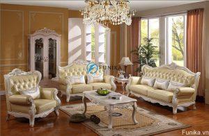 Phong cách ghế sofa tân cổ điển