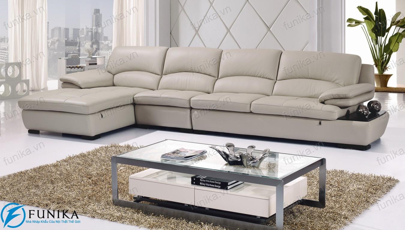 Sofa da nhập khẩu s-310