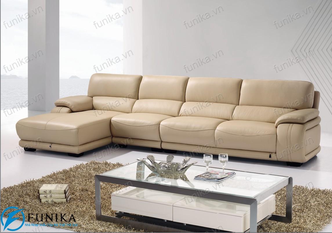 Sofa da nhập khẩu S-350