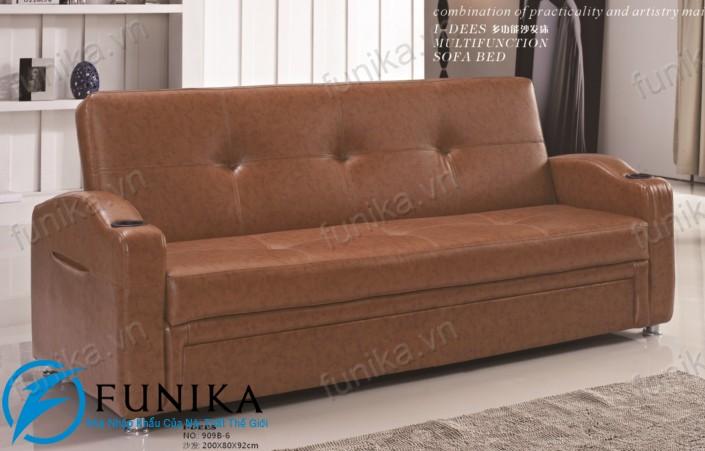 Sofa giường nhập khẩu 909B-6
