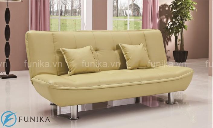 Sofa giường thông minh vải Funika và tính thẩm mĩ cao cấp