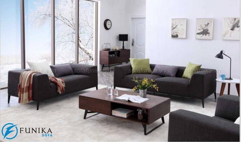 Ghế sofa giường với kiểu dáng trẻ trung hiện đại sẽ là lựa chọn lý tưởng cho những khách hàng trẻ