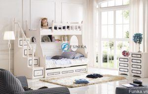 Giường tầng nhập khẩu a620