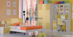 Phòng ngủ trẻ em hoàn mỹ A619