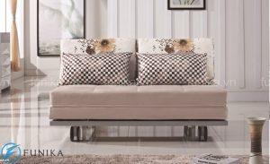 Sofa giường thông minh cao cấp với kiểu đáng trẻ trung, hiện đại dành cho khách hàng độc thân