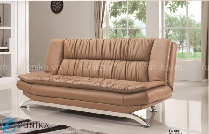 Sofa giường thông minh kéo dài Funika tiện nghi thích hợp dành cho không gian nhỏ