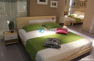 Giường ngủ laminate F3025D