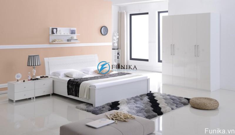 Giường ngủ đẹp B2611D