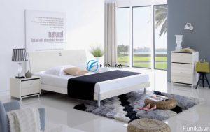 Giường ngủ đẹp B2616D