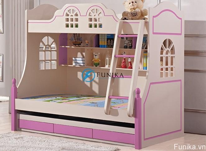 Giường tầng nhập khẩu 989B