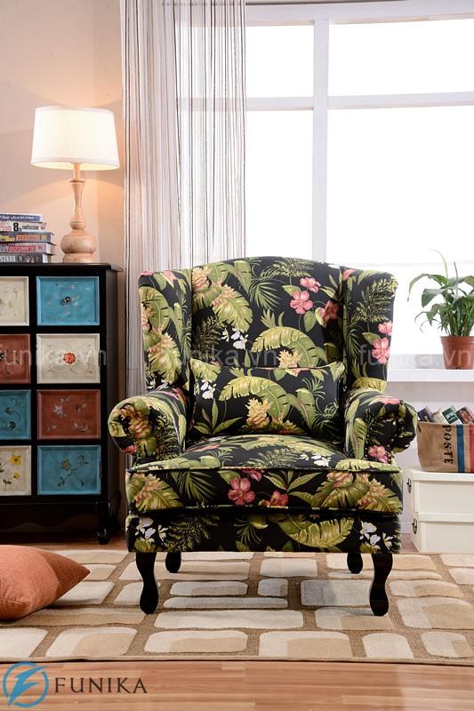 Sofa cổ điển kết hợp với phong cách đương đại tại Funika