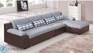 Sofa giường thông minh chất liệu vải luôn sẵng sàng phục vụ bạn tại Siêu thị Nội thất nhập khẩu FUNIKA